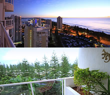 Spectacular Ocean or Garden Views